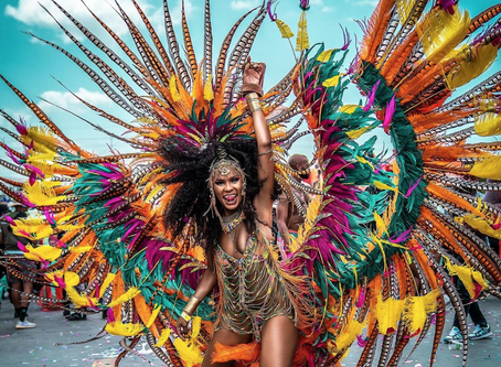 Shell D Place! 36 Photos From Trinidad Carnival, The Greatest Fete On Earth