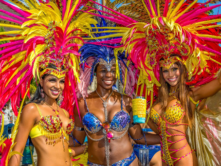 The Caribbean Carnival trail - JANUARY 2020