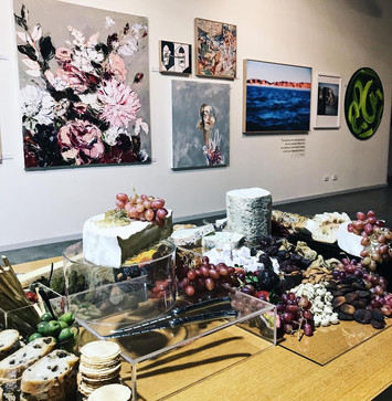 Livin Org 'No peace in quiet' Art exhibition