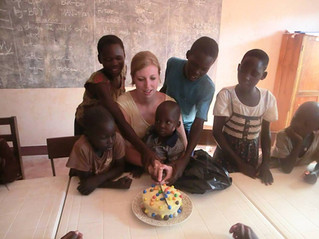 If you can dream it, you can do it: volunteering in Uganda