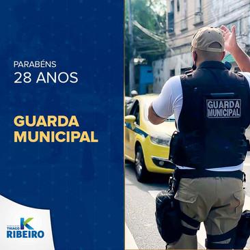 Aniversário da Guarda Municipal 2021