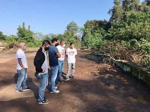Atenção aos moradores da comunidade da Caixa D'água, em Jacarepaguá