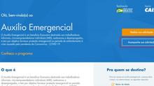 Saiba como acompanhar a solicitação do seu auxílio emergencial