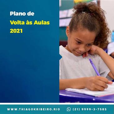 Plano de Volta às aulas 2021