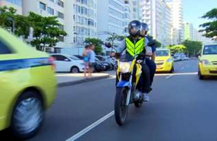 profissão mototaxista
