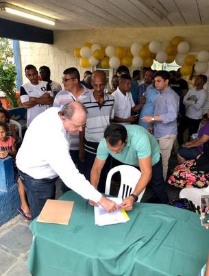 Centro Social Amigos de Nova Sepetiba irá utilizar prédio da Cehab para aulas de esporte e educação