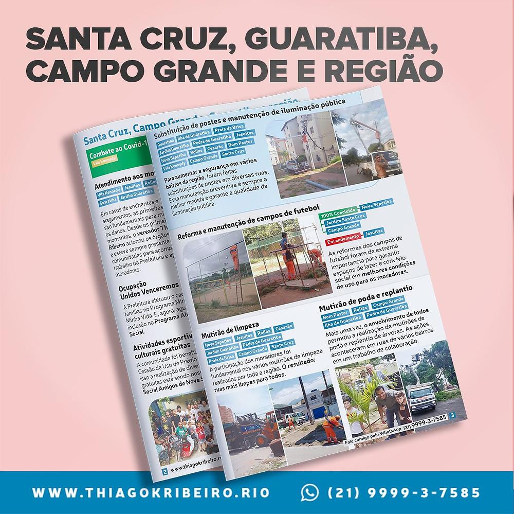 Santa Cruz, Campo Grande, Guaratiba e região
