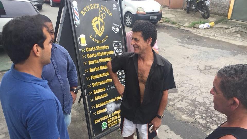 Thiago K. Ribeiro em Bento Ribeiro, Zona Norte