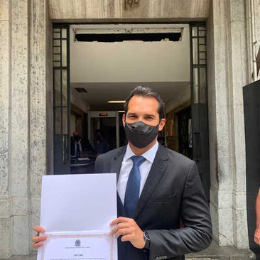 Diplomação dos Eleitos do Município do Rio de Janeiro Eleições 2020