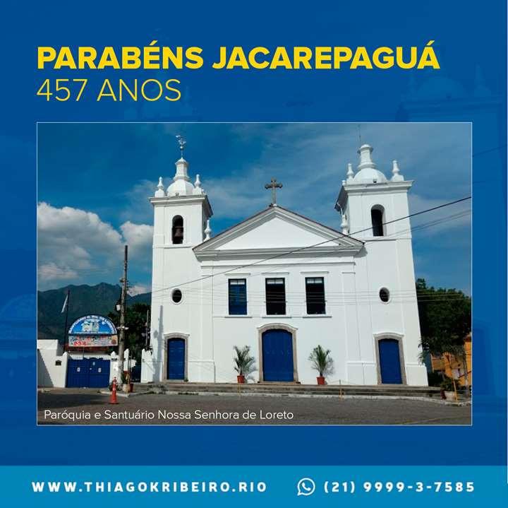 Aniversário de Jacarepaguá