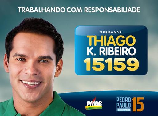 Informativo (2013/2016) do vereador Thiago K. Ribeiro