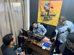 Vereador Thiago K. Ribeiro visita o Tabajaras e a Rocinha
