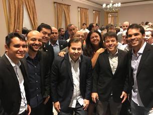 Lançamento do Observatório Legislativo da Intervenção Federal na Segurança Pública do Estado do Rio