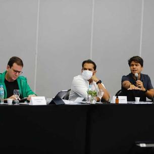 Vereador Thiago K. Ribeiro participa de reunião de secretariado com Prefeito Eduardo Paes