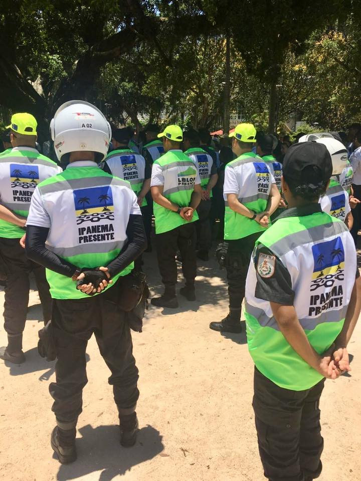 Tijuca e Ipanema recebem o Programa Segurança Presente