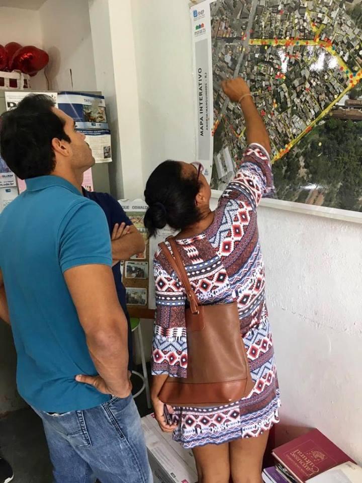 Na Comunidade Parque Oswaldo Cruz