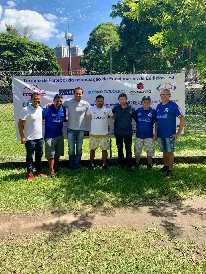 Torneio da Associação de Funcionários de Edifícios do Rio de Janeiro