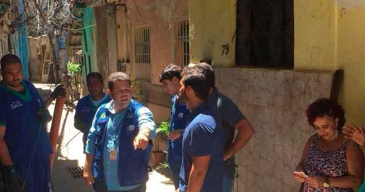Morar Carioca Arará e Barreira do Vasco