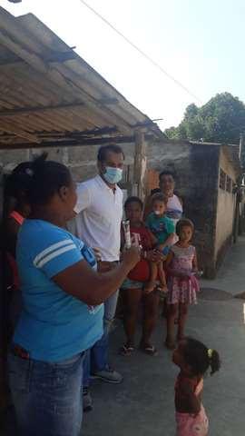 Vereador Thiago K. Ribeiro vai à Jardim América e conversa com moradores sobre conquistas na região
