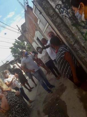 Conversa com moradores da Zona Norte com o Vereador Thiago K. Ribeiro