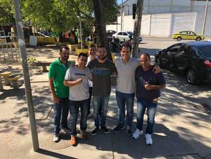 Obras do Morar Carioca em fase final no Arará