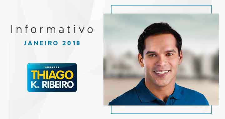 K. Ribeiro Informativo janeiro 2018