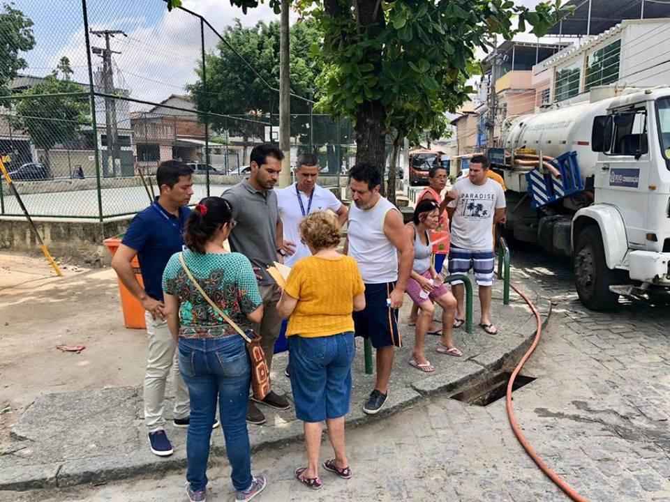 Vereador Thiago K. Ribeiro: Mais qualidade de vida para os moradores de Jacarepaguá