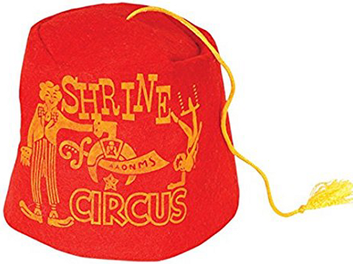 Noble Circus Tickets (8-count)