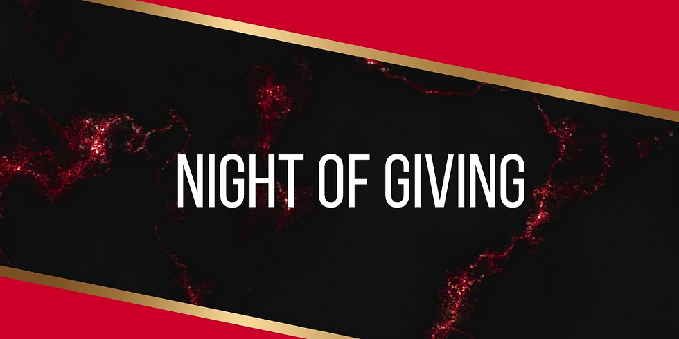 SoLoved's Annual Night of Giving