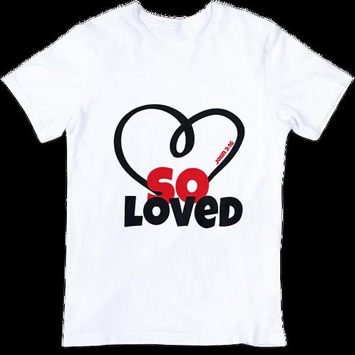 SoLoved Logo Tee