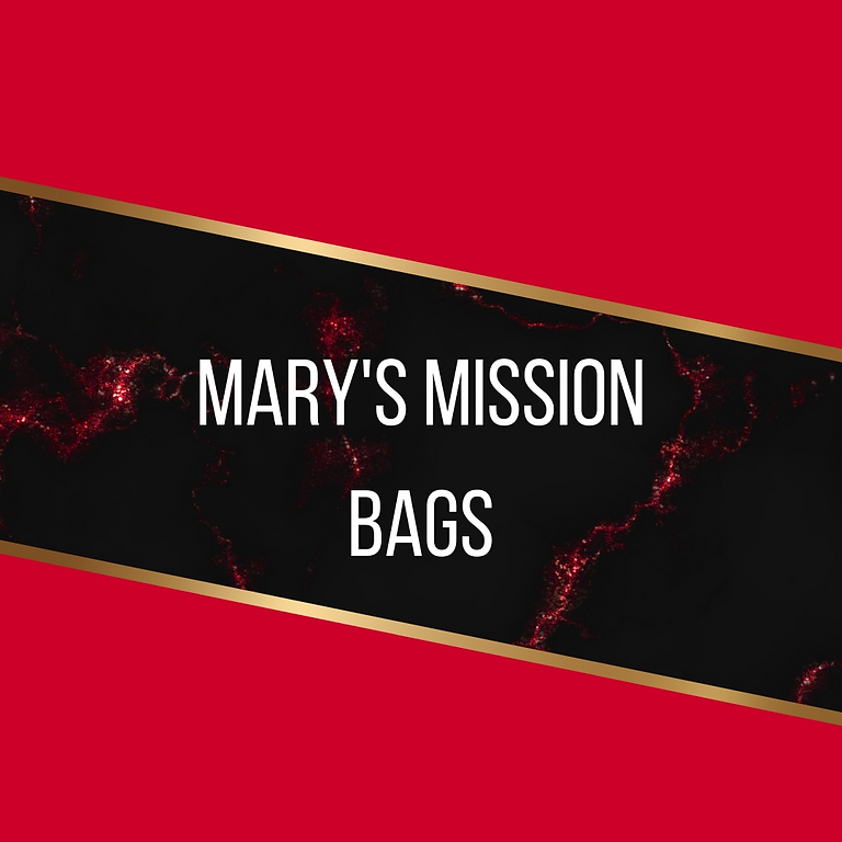 Mary's Mission Bags