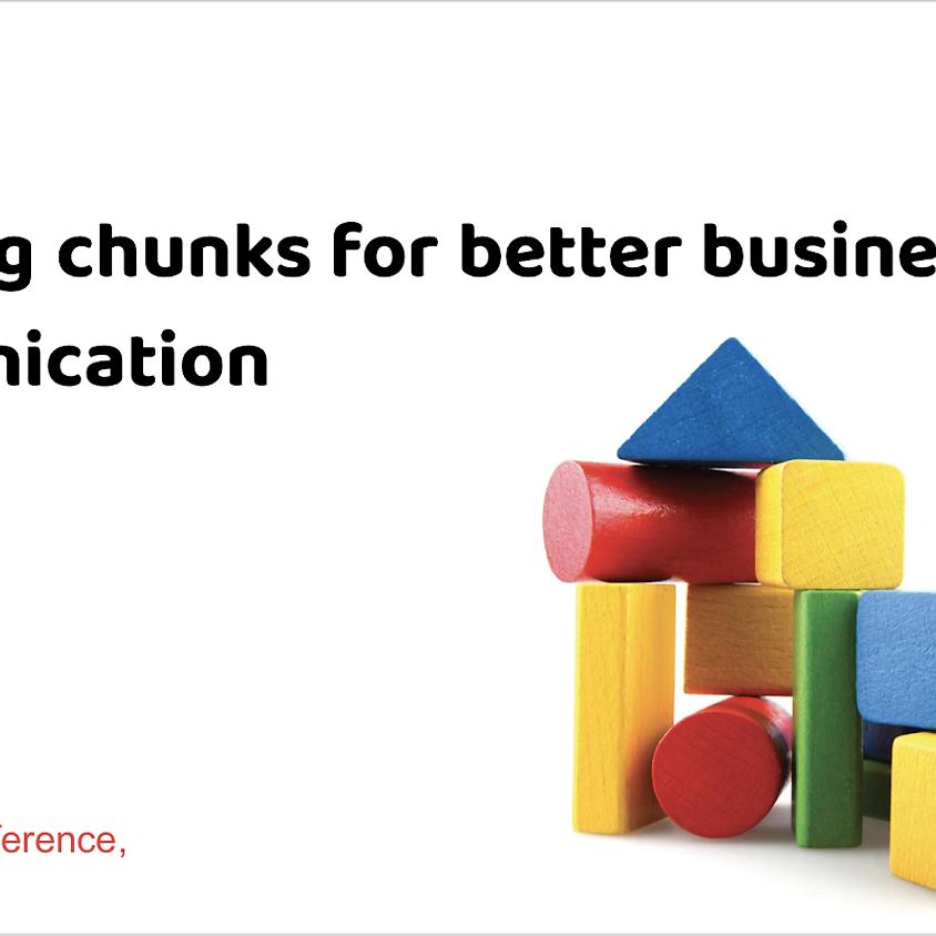 Teaching Chunks for Better Business Communication