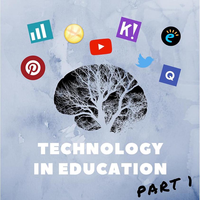 Technology in Education - Workshop for Teachers (pt. 1)