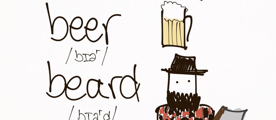 Beer Bear Pronunciation