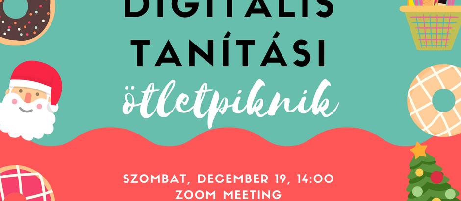 Digitális Tanítási Ötletpiknik / Mini Conference