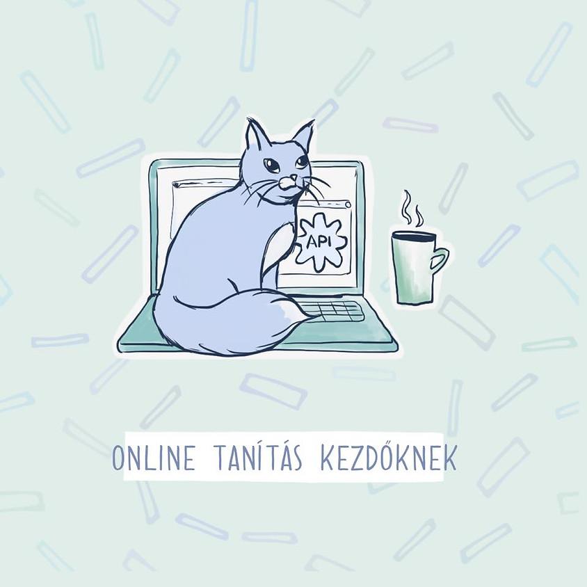 Online Tanítás Kezdőknek WEBINAR