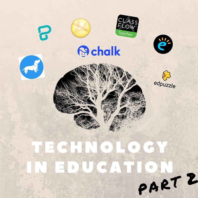 Edtech for Beginners (part 2)