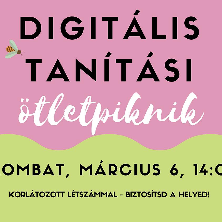 Digitális Ötletpiknik március
