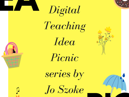 The Digital Teaching Idea Picnic Magazine is out!