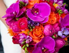 ช่อดอกไม้งานแต่งงาน