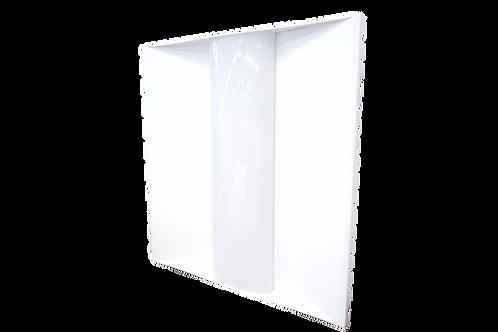 Luminaria Stil Led Troffer 60x60 40W