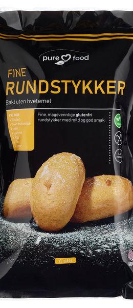 glutenfri fine rundstykker