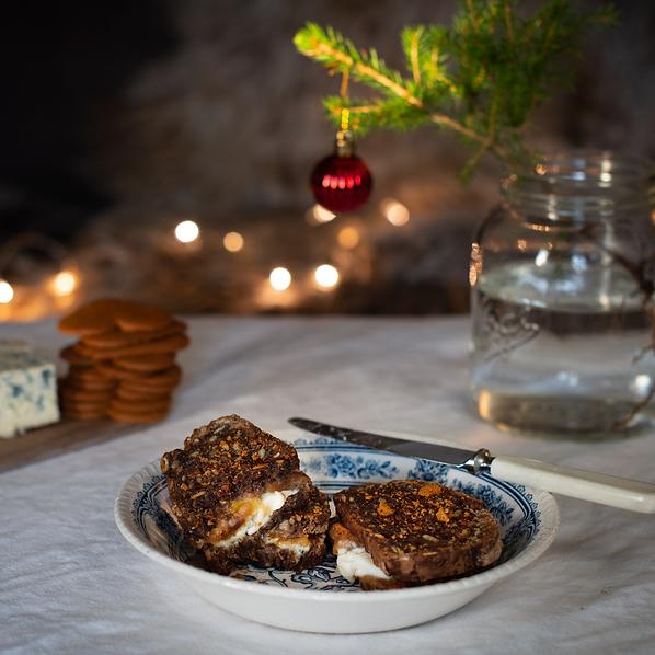IG_blåmugg mozarella pepperkake og eplem