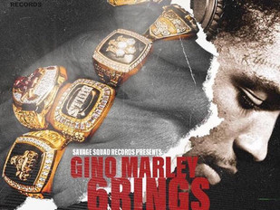 """Savage Squad Records Gino Marley """"6 Rings"""" EP Out Now!!!"""