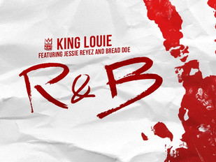 "King Louie Releases Two New Tracks ""Golden"" and ""R&B"""