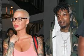 21 Savage and Amber Rose Snap Back At Their Haters