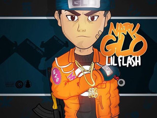 "Lil Flash ""NaruGlo"" Project Out Now!!!"