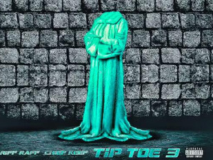 """RiFF RAFF Featuring Chief Keef """"TiP TOE 3"""""""