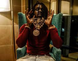 "Chief Keef Featuring Glo Gang ""Go Live"""