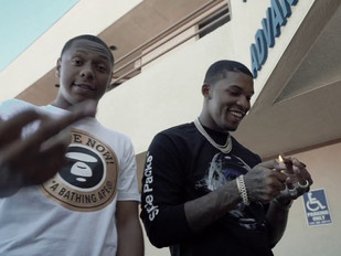 "Perfect Aim Featuring 600Breezy ""Fresh Out A Flight"""